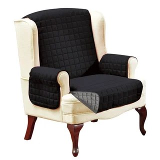 electric recliner chair covers australia walmart patio table and chairs buy wing slipcovers online at overstock com quick view