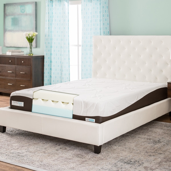 Comforpedic From Beautyrest 10 Inch Queen Size Memory Foam Mattress