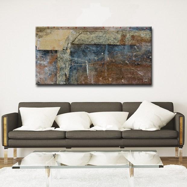 Ready2HangArt 'Abstract ABS XIII' Canvas Wall Art