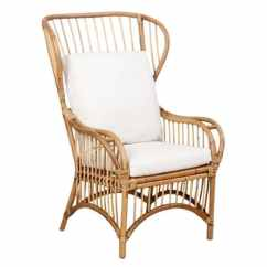 Rattan Wingback Chairs Youth Bedroom Chair Shop Trice Free Shipping Today Overstock Com 11069169