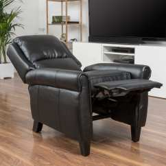 Christopher Knight Club Chair Cool Modern Office Chairs Barrister Bonded Leather Recliner By