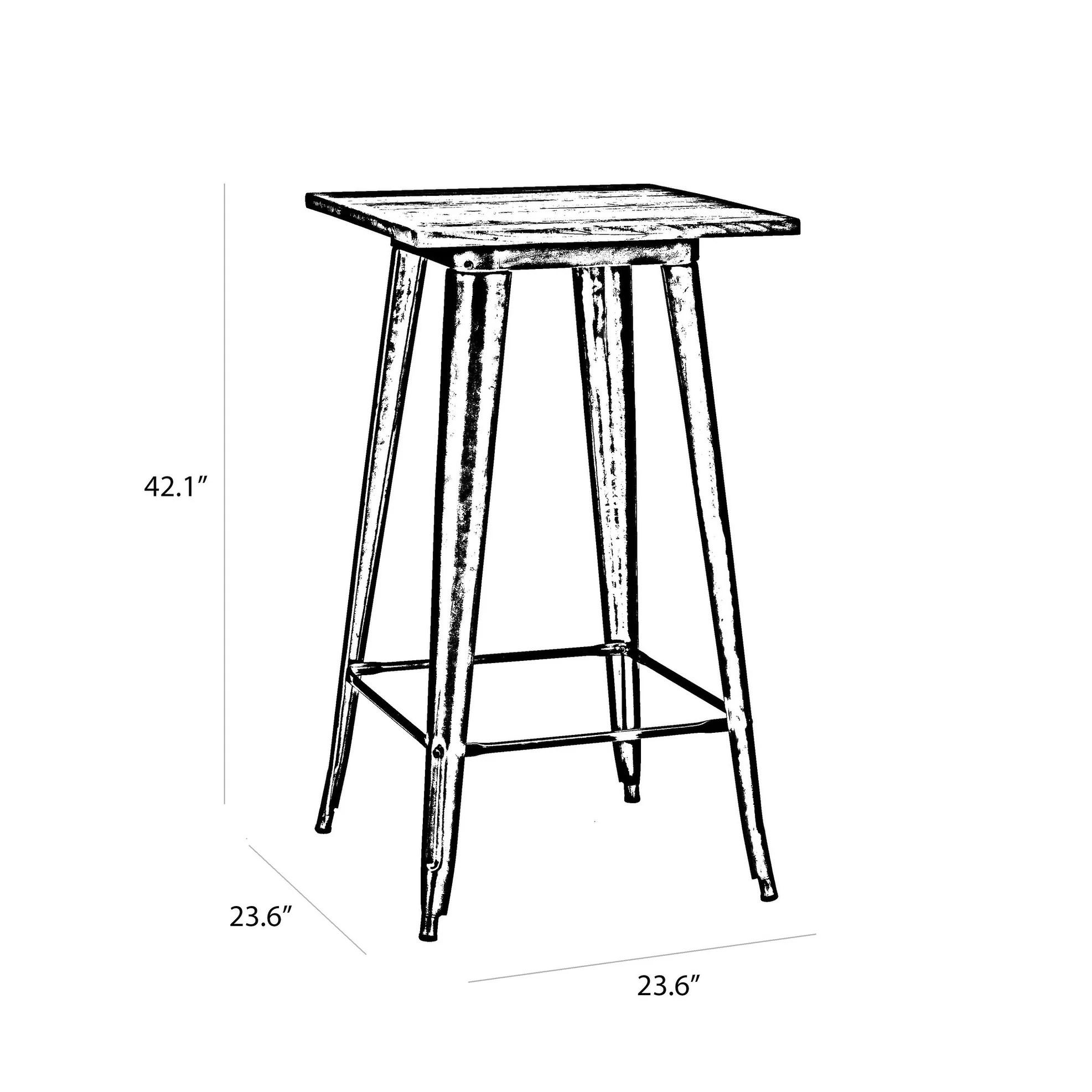 42 Bar Table