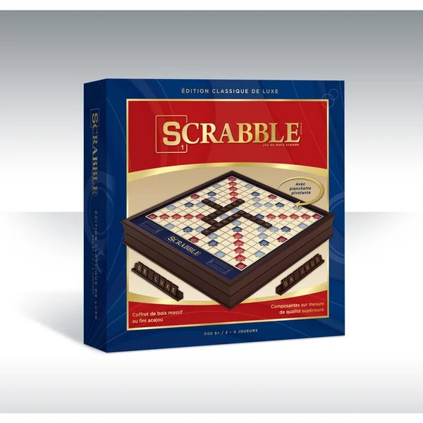 french scrabble game deluxe