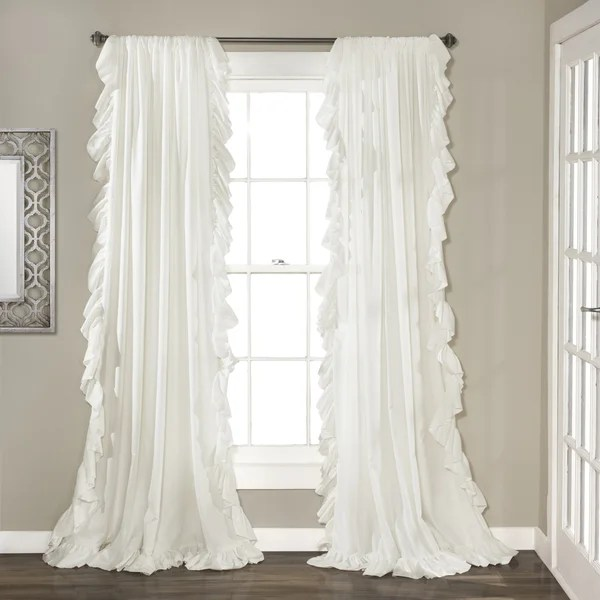Lush Decor Reyna Curtain Panel Pair Free Shipping On Orders Over 45 18338152