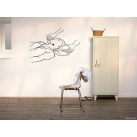 Shop Spa Salon Cosmetology Wall Art Sticker Decal - Free ...
