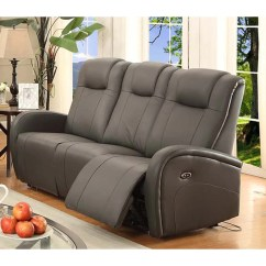 Power Recliner Sofa Canada Sofas 4 Less Easy Living Leather Home The Honoroak