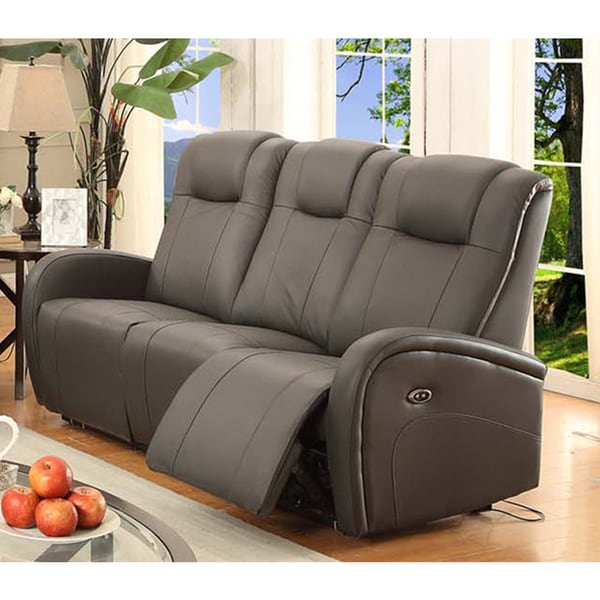 power recliner sofa canada andrew carter sofascore shop easy living swiss reclining with usb port ships to