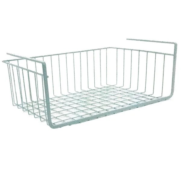 Shop Modern Home 15-inch Cabinet Wire Hanging Basket Shelf