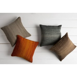 Decorative Easy 20-inch Poly or Down Filled Throw Pillow