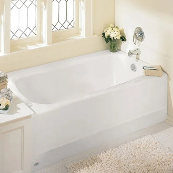 American Standard Cambridge 2461102020 White Soaking Bathtub 18492826