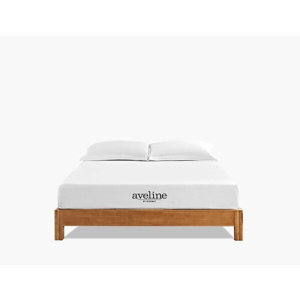 Aveline 8 Inch Gel Infused Memory Foam Full Size Mattress Free Shipping Today 18557557