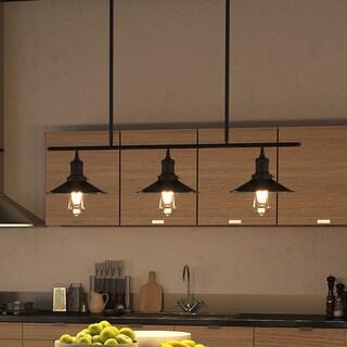 Vonn Lighting Vvc31013bz Delphinus 35 Inch Led Linear Architectural Bronze Chandelier With Filament
