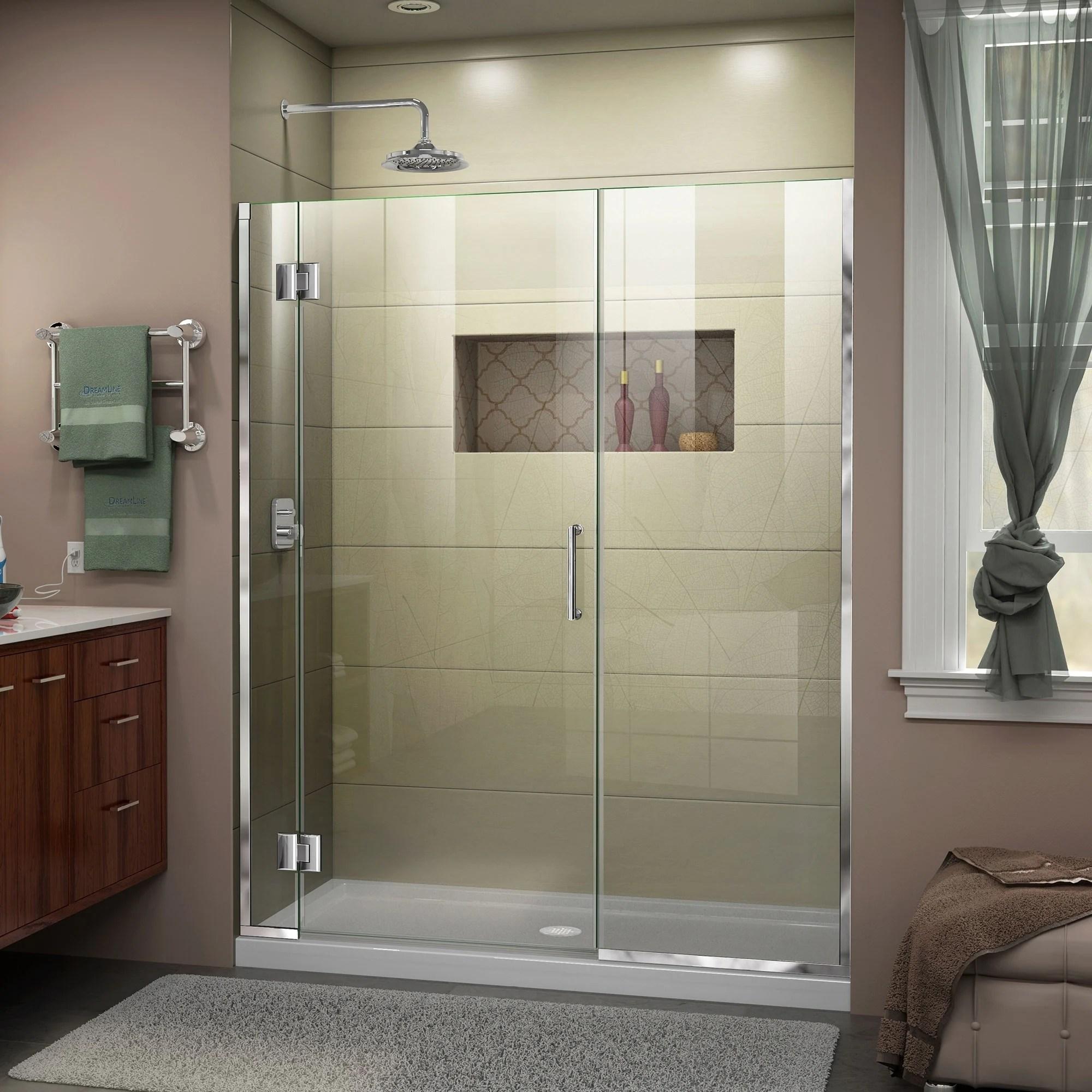 Buy Bronze Finish Shower Doors Online At Overstock Our