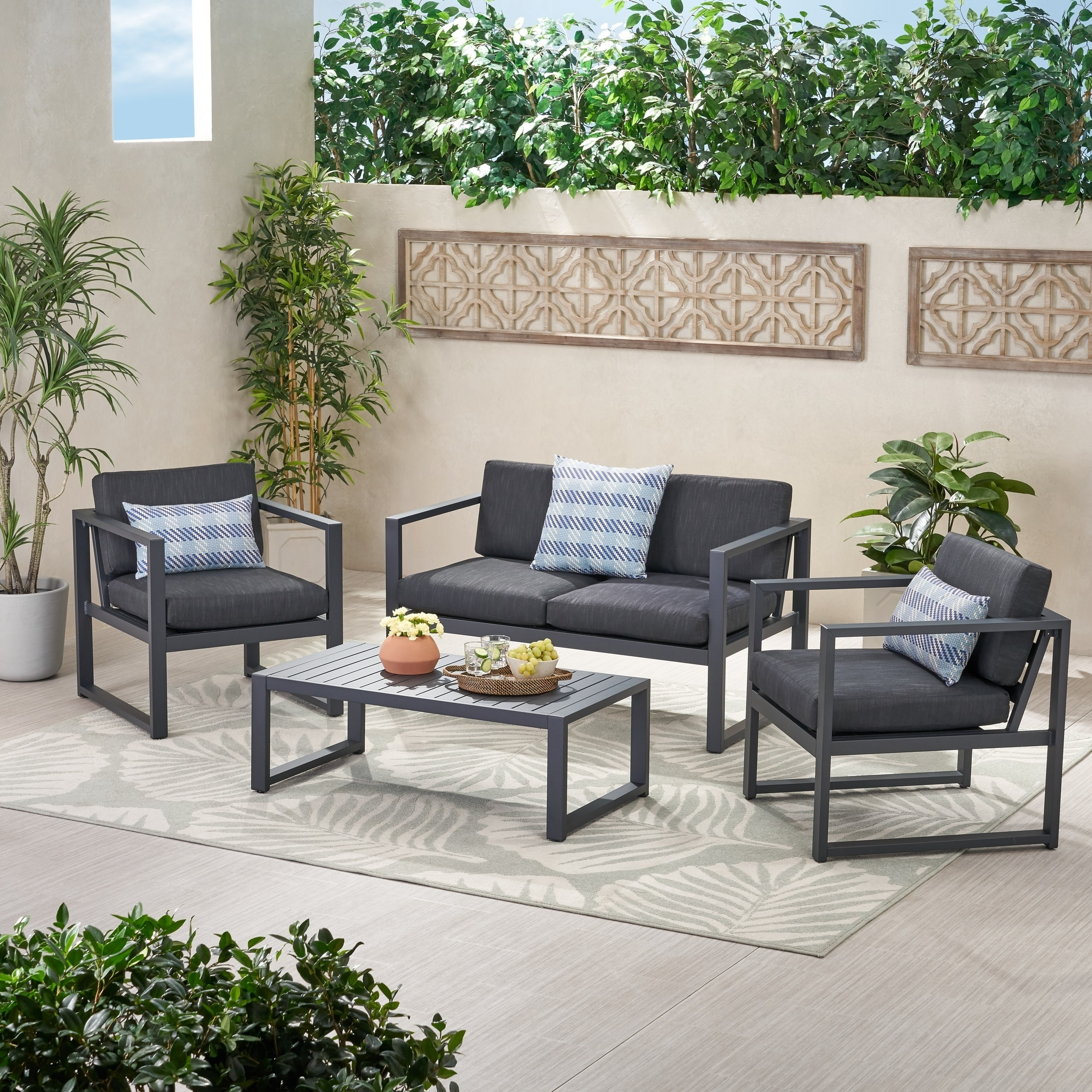 Patio Furniture Table And Chairs Patio Furniture Find Great Outdoor Seating Dining Deals