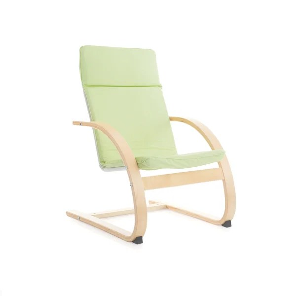 ab rocker chair bath tub shop sage green nordic rocking free shipping today overstock com 11687315