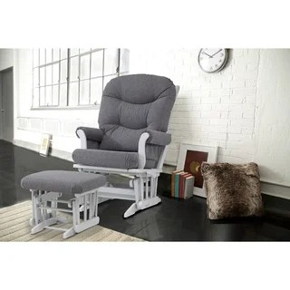 childcare glider rocker chair ottoman wedding covers with arms uk ottomans, gliders & rockers - shop the best deals for nov 2016