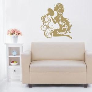 Aquarius Wall Decal Vinyl Art Home Decor