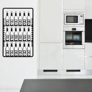Beer Wall Decal Vinyl Art Home Decor