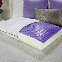 Shop Sealy Optimum Optigel and Memory Foam Bed Pillow ...