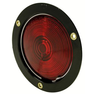PM V413 Red Flush Mount Stop & Tail Light