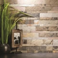 Grey Kitchen Tile Wilsonart Cabinets Buy Backsplash Tiles Online At Overstock Com Our Best Deals Aspect 6 X 24 Inch Medley Slate Peel And Stick Stone