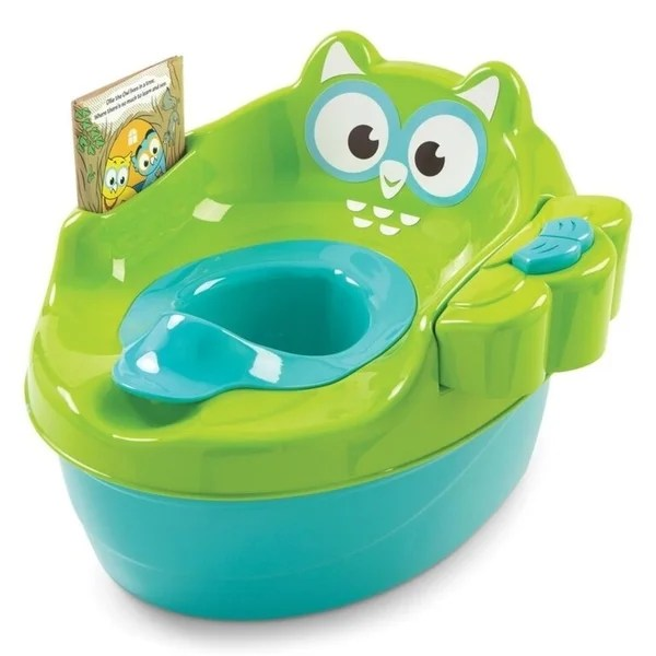summer potty chair tempur pedic tp4000 shop infant 3 in 1 owl free shipping on orders over 45 overstock com 11934708