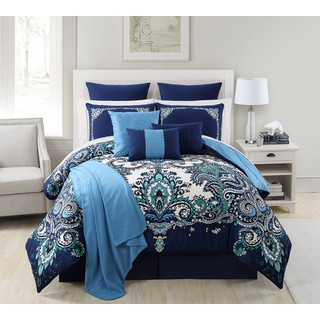 Shop VCNY Istanbul Bed in a Bag Comforter Set  Free