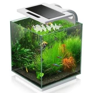 Shop Vepotek Nano 4Gallon Fish Tank Kit  Free Shipping