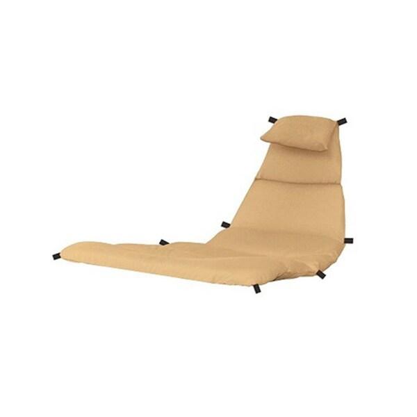outdoor dream chair pink lawn shop vivere patio hammock cushion free