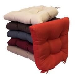 Chair Cushions With Tie Backs Armrest Covers In Ikea Catalogue 2009 Buy And Pads Online At Overstock Our