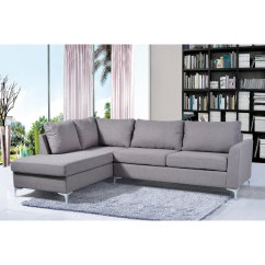 Sofa Gray Color Adelaide Shop Landon Reversible Linen Sectional Grey By Nathaniel Home Free Shipping On Orders Over 45 Overstock Com 12052931