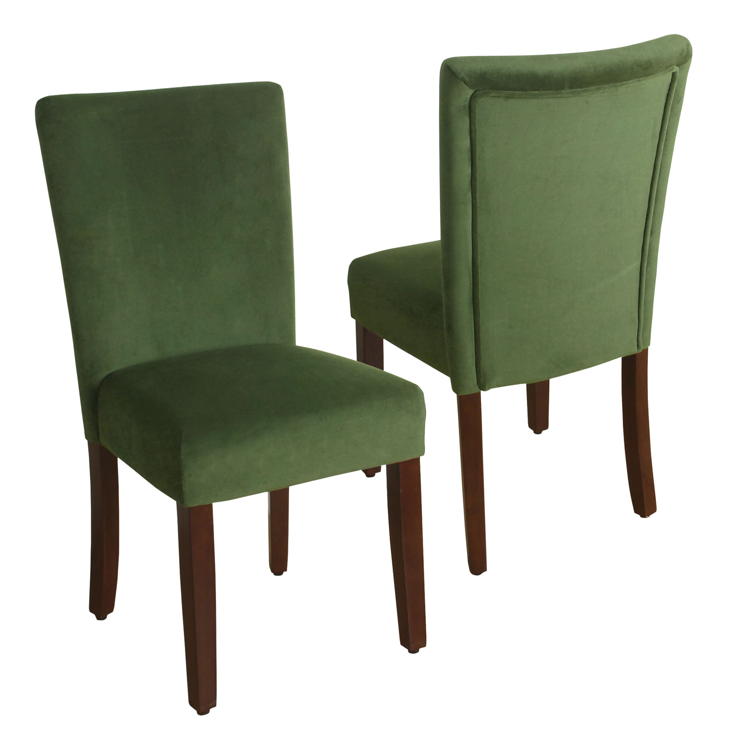 Green Velvet Dining Chairs Buy Kitchen And Dining Room Chairs Online At Overstock