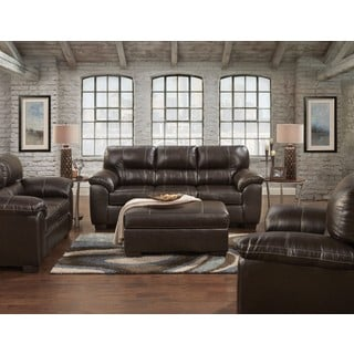 alicia two tone modern sofa and loveseat set 3 seater recliner covers india ally chenelle fabric - 16995055 ...