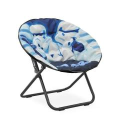 Adult Saucer Chair Clara Crate And Barrel Shop Star Wars Storm Troopers Size 29 5 Inch