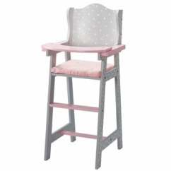 Badger Basket Doll High Chair White Spandex Covers Bulk - Free Shipping On Orders Over $45 Overstock.com 13101016