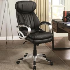Office Chair Ergonomic Cushion Slipcover Pattern Shop Plush Adjustable Swivel Free Shipping Today Overstock Com 12298345