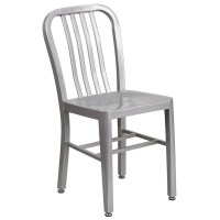 Metal Indoor-Outdoor Chair - Free Shipping Today ...