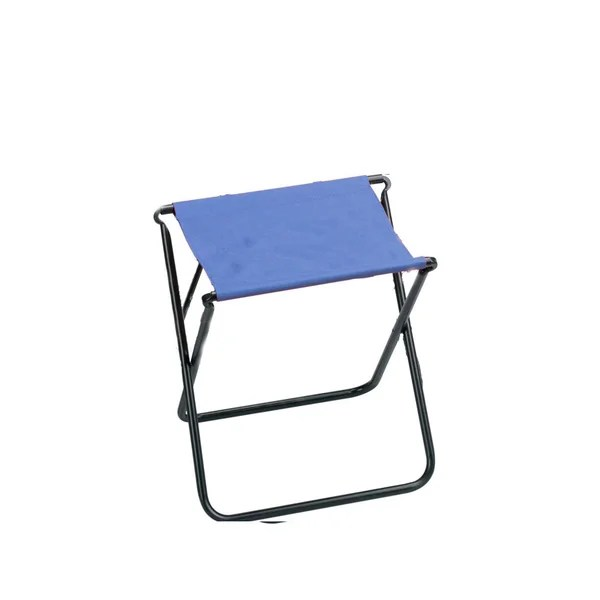 folding sports chair quad with footrest shop light blue polyester backless on sale