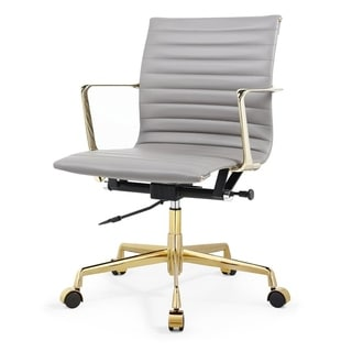 Leather Office Chairs  Seating  Overstockcom