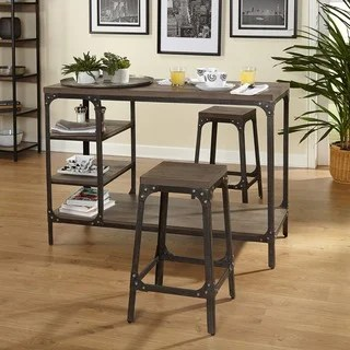 small pub table and chairs big bean bags buy bar sets online at overstock com our best dining quick view