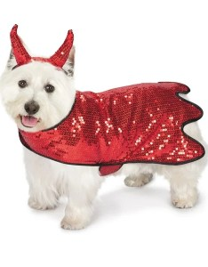 Zack  amp zoey sequin devil dog costume also free shipping on orders over rh overstock