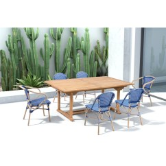Navy Blue Dining Chairs Set Of 2 Office Uk Review Buy Patio Online At Overstock Our Best
