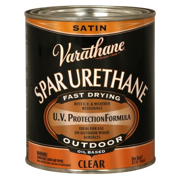 Varathane Ultimate Spar Urethane Oil Based
