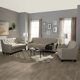 modern white living room furniture colors brown leather buy contemporary sets online at overstock com our best deals