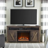 Shop Ameriwood Home Farmington Heritage 60-inch Media ...