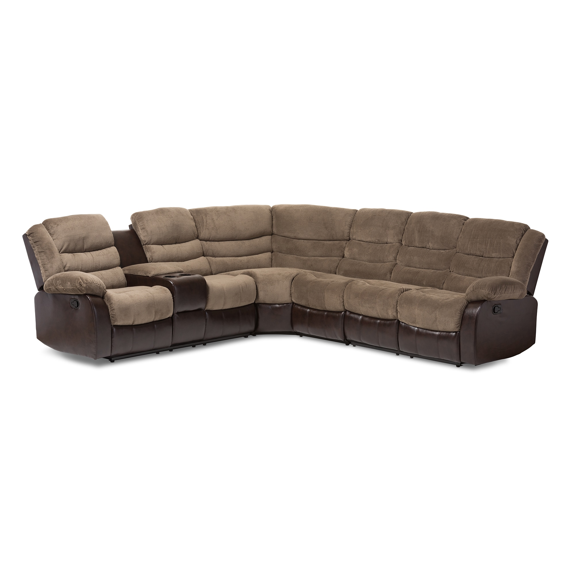 faux leather sofa deals flexsteel bexley buy sectional sofas online at overstock our best