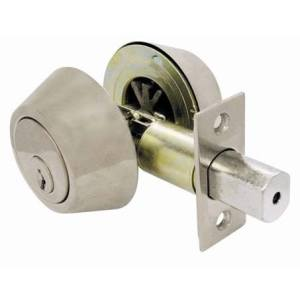 Ultra Hardware 43978 Stainless Steel Deadbolt Ultra Security Series