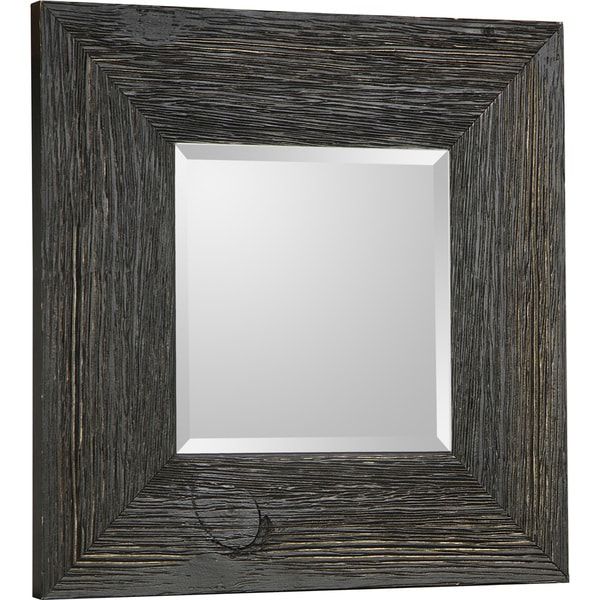 accent mirrors living room moroccan style accessories shop hobbitholeco beveled square mirror 11x11 inner 6x6 set of 4 black free shipping today overstock com 12557228