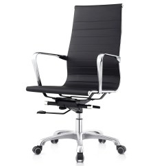 Office Chair Overstock Lounge Covers Nz Star Deluxe High Back Executive Leather