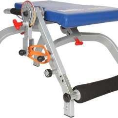 Chair Gym Exercise System Compact Rocking Resistance Refurbished 10395926